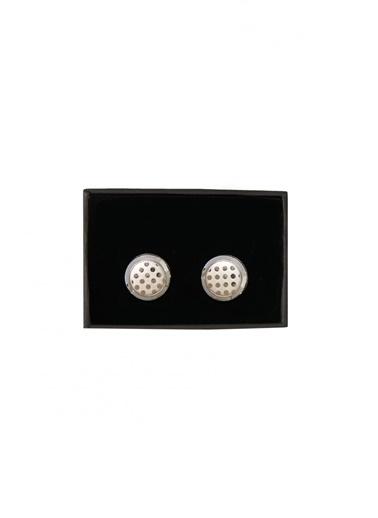 Altınyıldız Classics Kol Düğmesi 4A3820200057 Gümüş